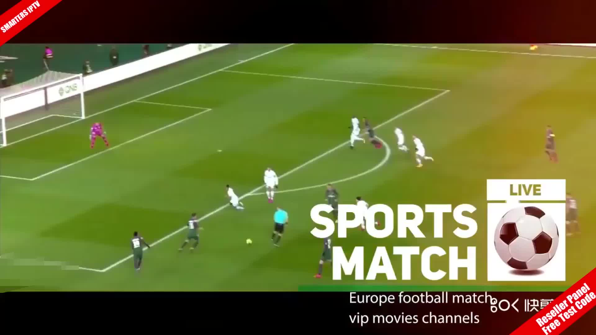 iptv M3U 30 Countries 3900 live and vod channels no freeze iptv M3U with free trial account for testing iptv france