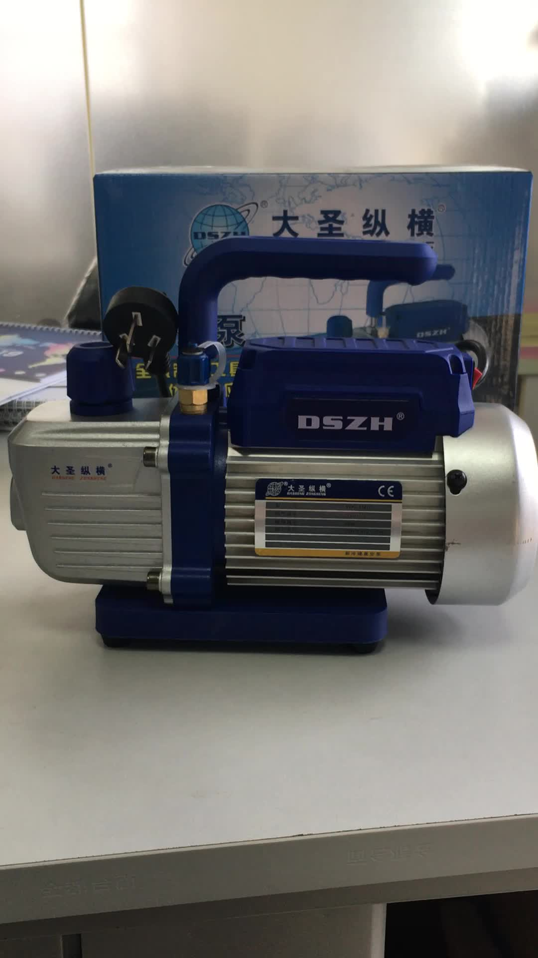 1 liter single stage vacuümpomp V-i120SV voor koeling
