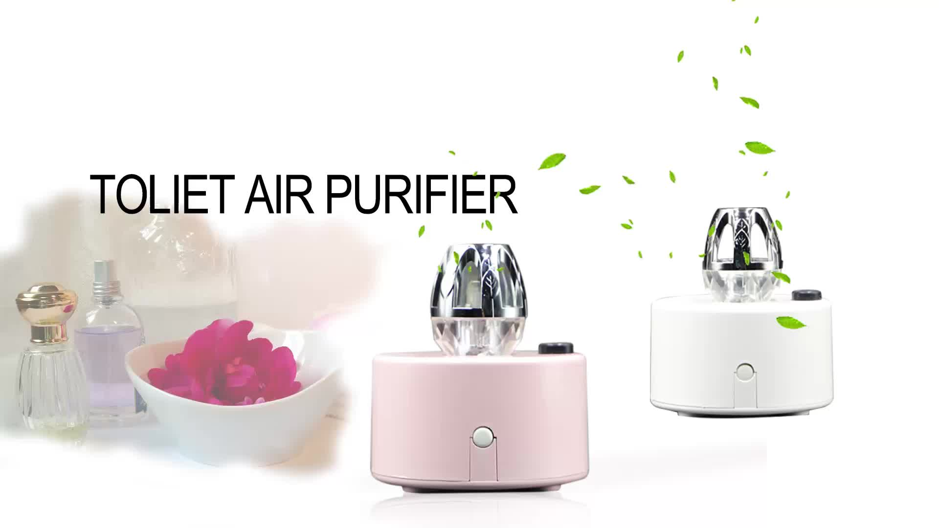 Escritorio purificador de aire de negocio único artículos de promoción Idea 2020 corporativa novedad regalo de Navidad
