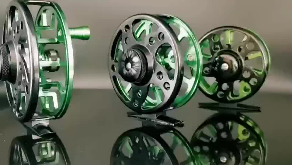 T-WONDER Hot sale high quality all cnc type saltwater fly fishing reel