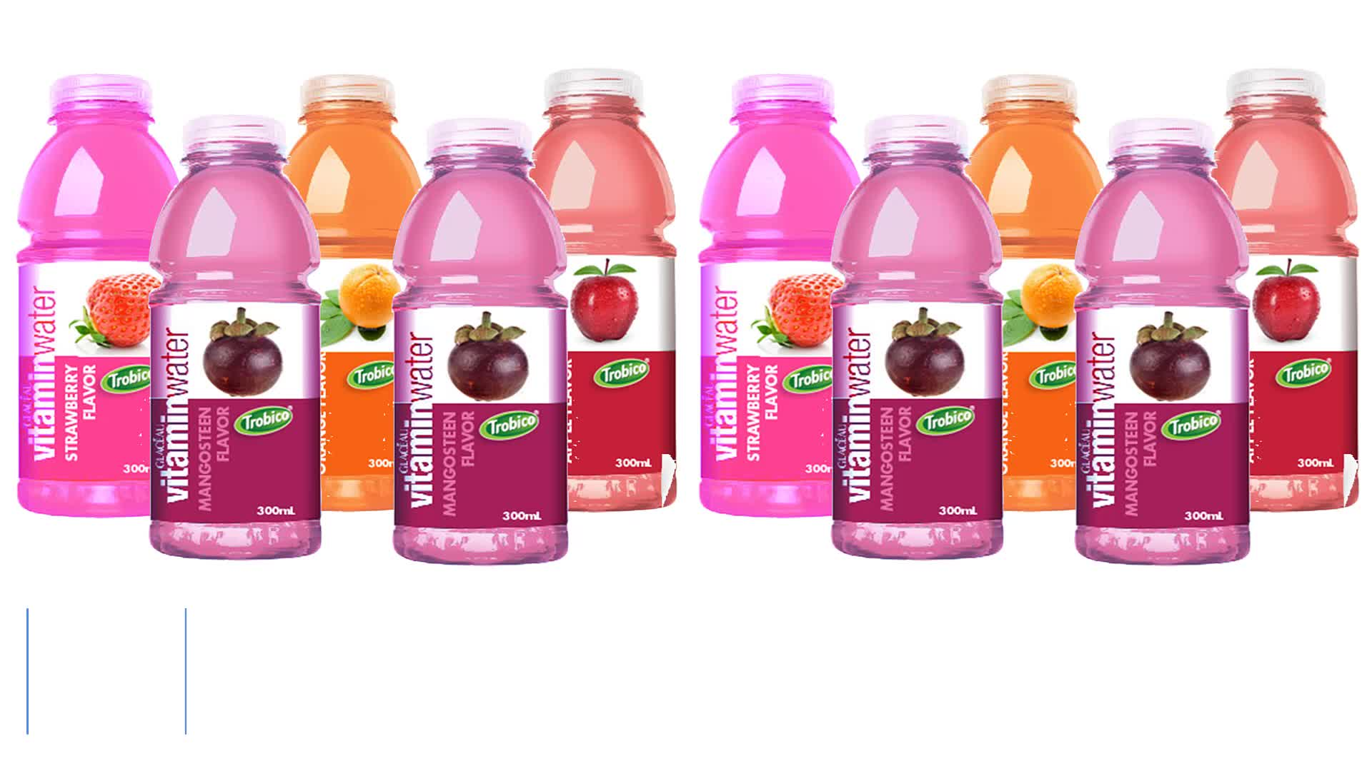 Vitamin water strawberry flavor