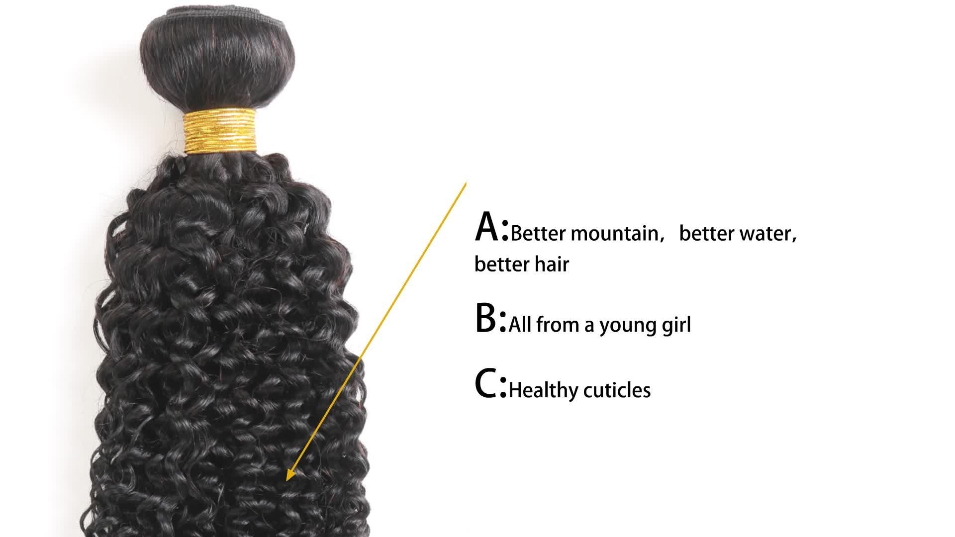ของคุณเองยี่ห้อชื่อมนุษย์ผลิตภัณฑ์ขายส่ง 100% บราซิล Virgin Dropship Dropshipping Hair Extension