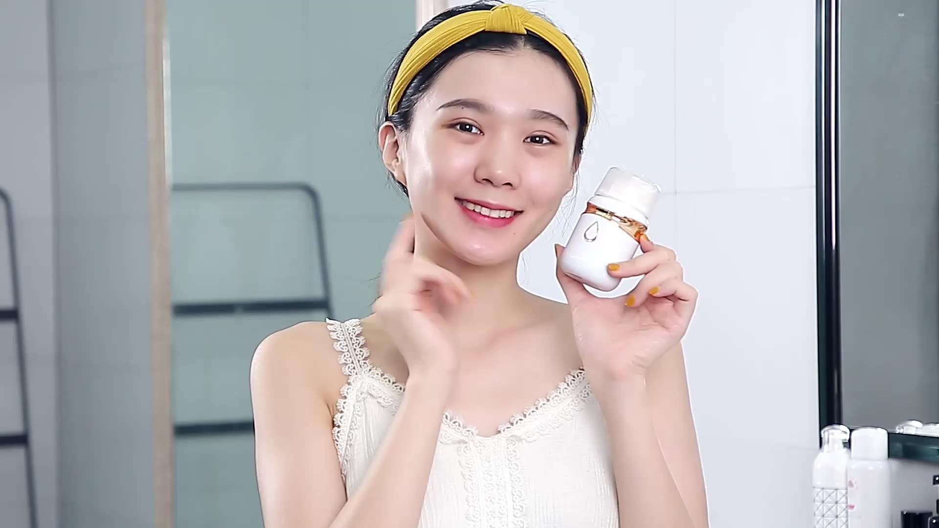 Meisiyu 新デザインスキン充電式超音波洗顔ブラシ