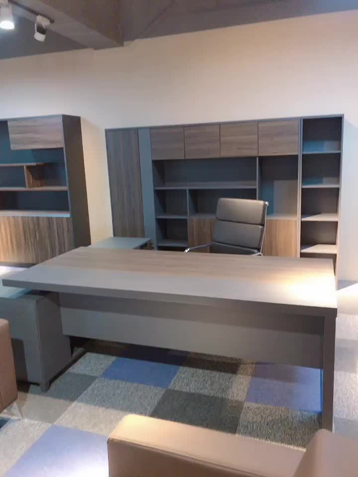 (SZ-OD332) современный роскошный офисный стол итальянская офисная мебель руководителя