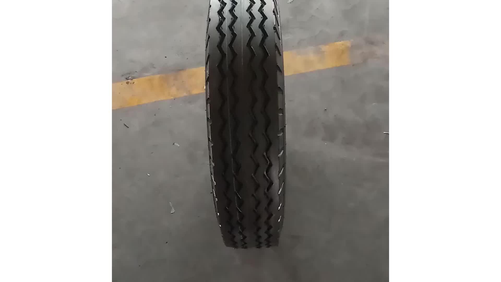 Chinês top marcas 10 TBB pneus de mineração 12.00-20 10.00-20 12.00-24 TBB pneus de mineração