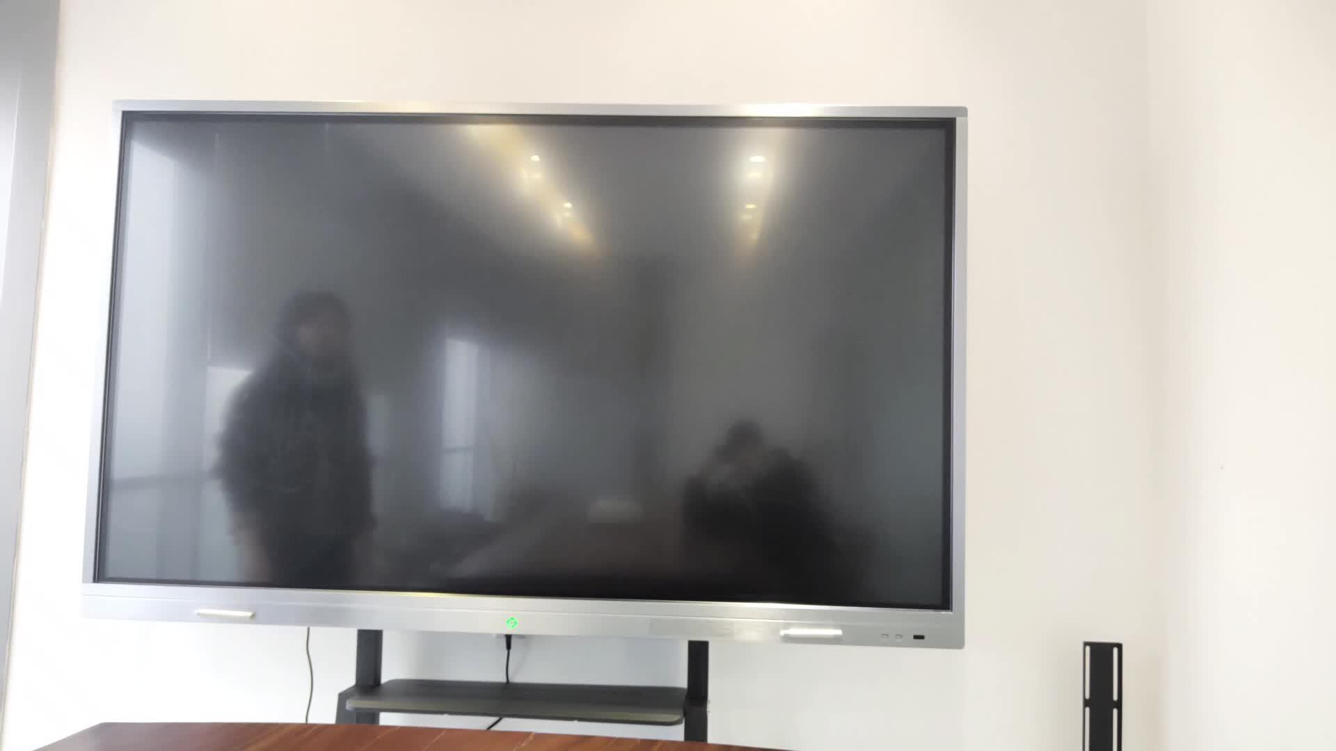 จอแสดงผล LCD BOARD Finger TOUCH Interactive White BOARD 55 นิ้ว Smart TV ไวท์บอร์ด