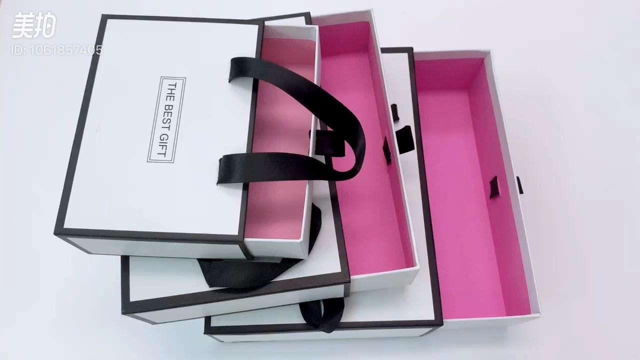 משלוח עיצוב מדגם נייר קרטון lingeries אריזת תיבת סקסי תחתוני אריזת קופסות