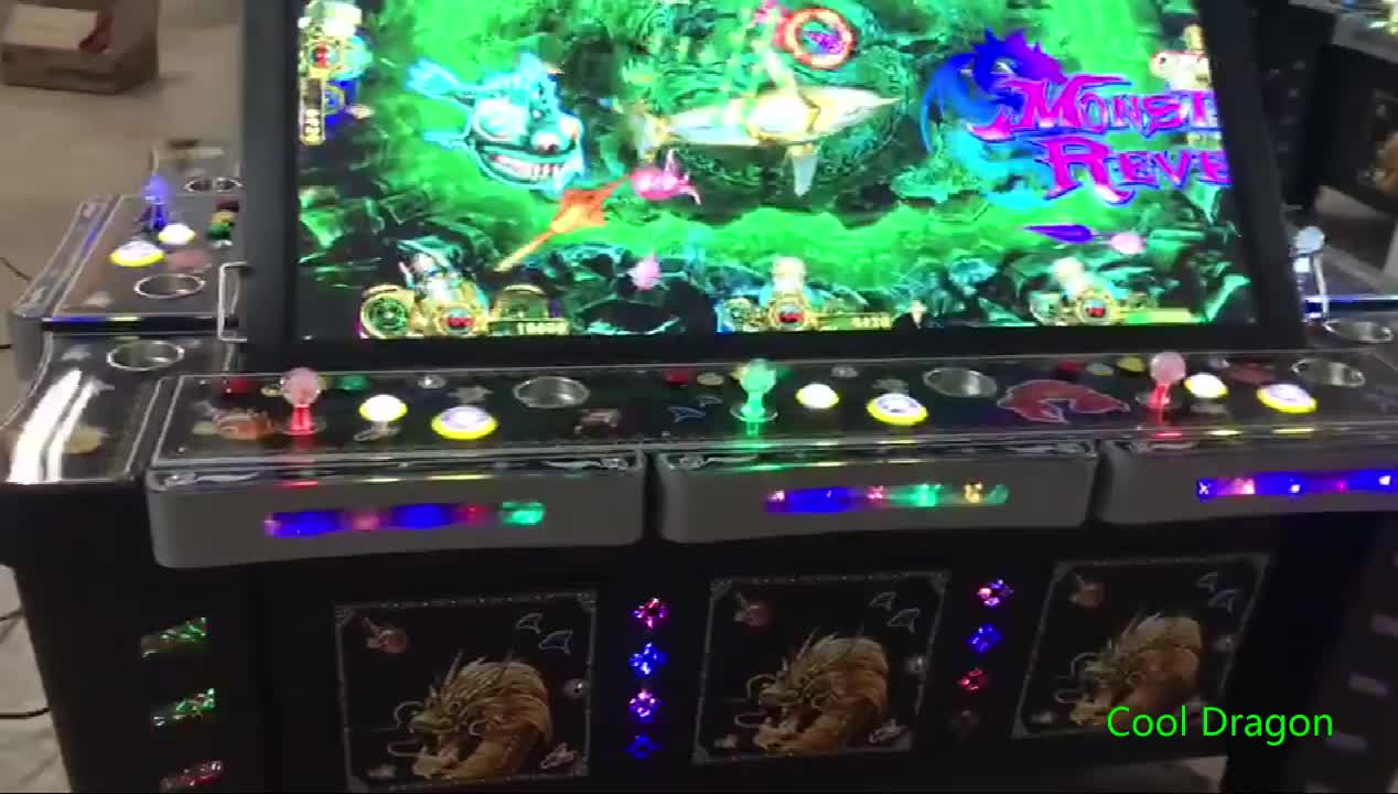 เกมอาเขตOcean Starเครื่องคาสิโนKirinฆ่าเกมตกปลาตารางการพนันเครื่อง
