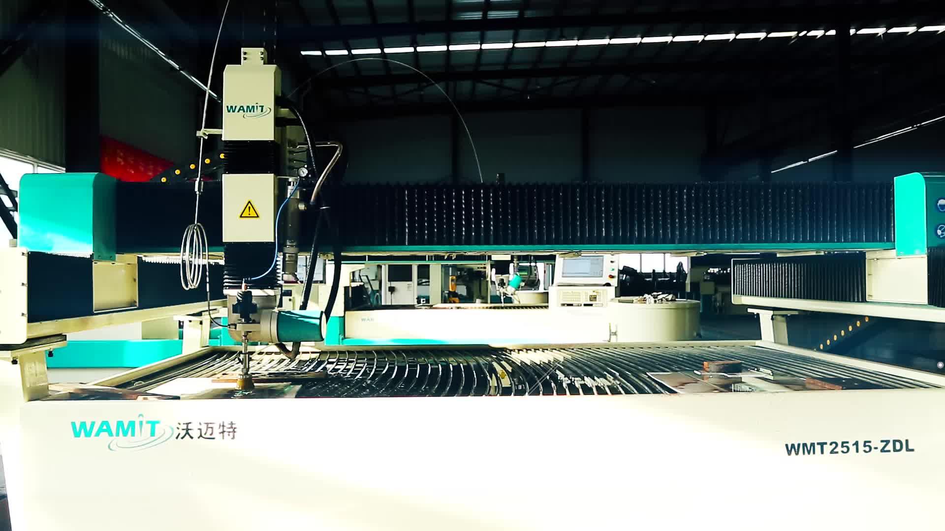 Macchina di taglio a getto di acqua di vetro a getto d'acqua cutter Jinan fabbrica