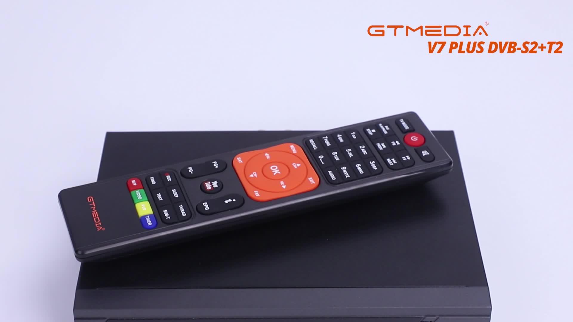 FREE SAT HD Satellite Adult TV Channels TV Decoder DVB-S2 FTA Africa Satellite T2 Combo Set-Top Box Digital Receptor PVR 1080P