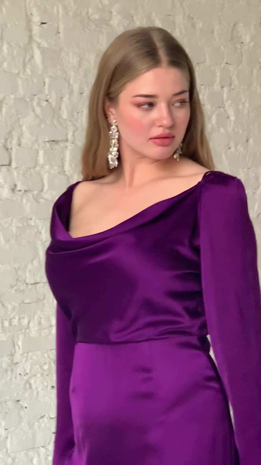 2020 Summer Autumn Casual Jacquard Satin Floral Sofi & Sofi Dress Woman Dress high quality sexy High Quality Made in Turkey