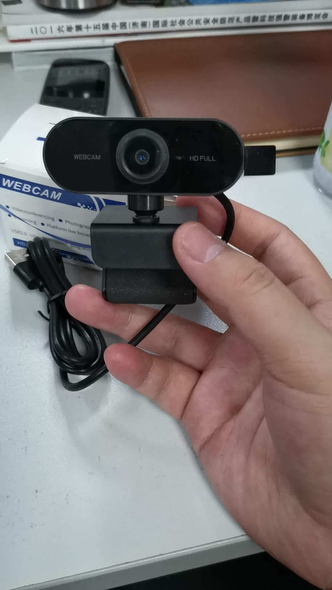 Горячая распродажа Оптовая Продажа с фабрики водителя Plug and play 1080P с разрешением full HD USB веб-камера