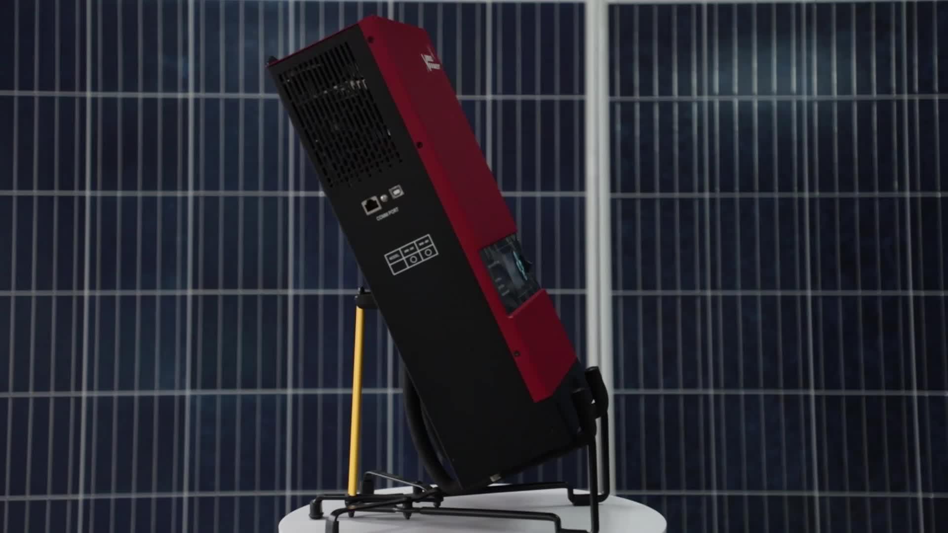 Vmaxpower заводской прямой 3 кВт решетки Солнечной системы Чистая синусоида Инвертор для солнечной системы инвертор мощности Чистая синусоида