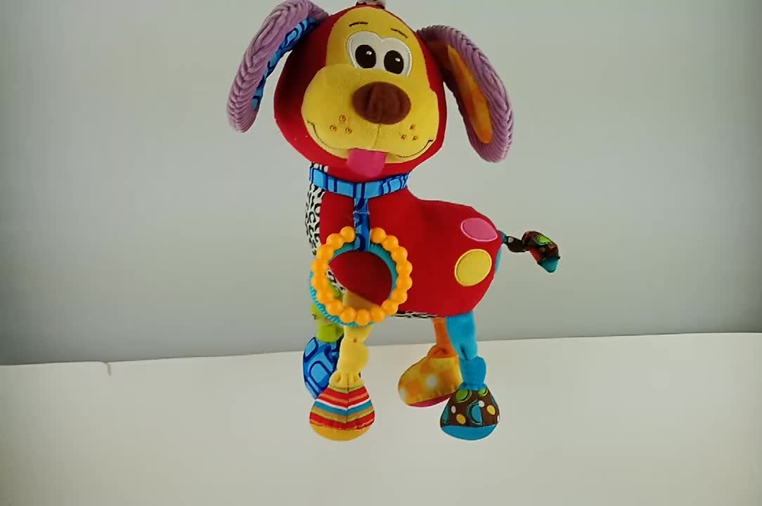 Jouet Enfant 6 Month Dog Professional Stroller Baby Toy