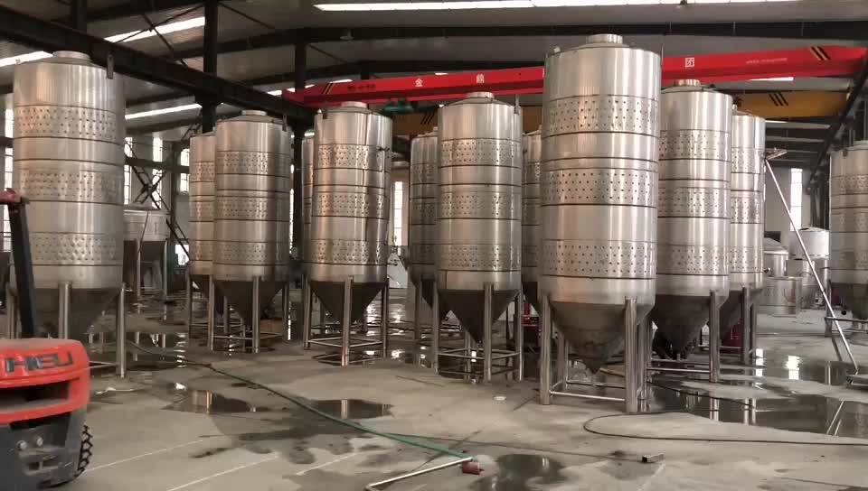 turnkey project of brewery 2000l whole set brewery equipment beer brewing equipment