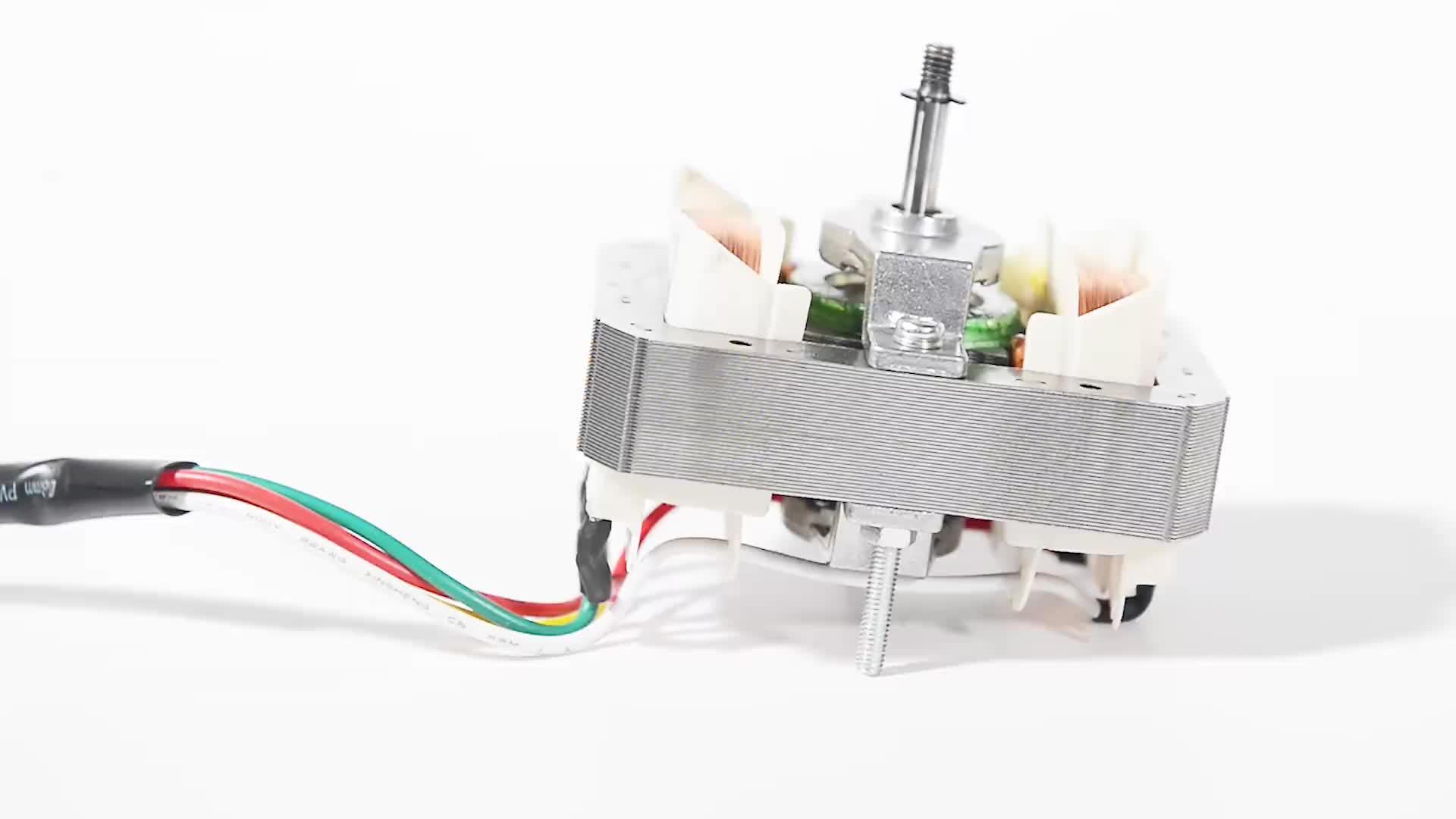 Tốt giá phổ động cơ quạt điện/shade cực động cơ cực bóng mờ rotor stator