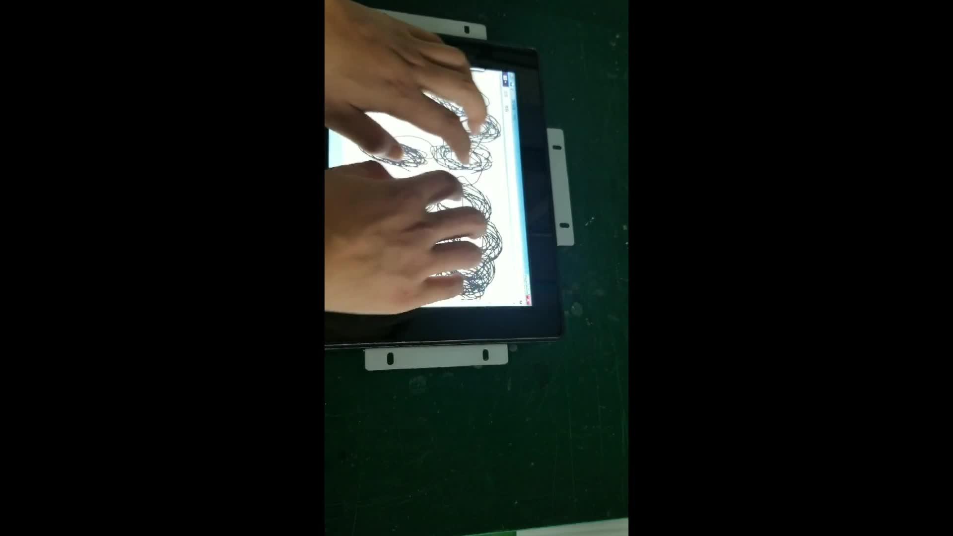 Màn Hình cảm ứng Mini PC 10.4 inch Công Nghiệp Máy Tính Bảng Android