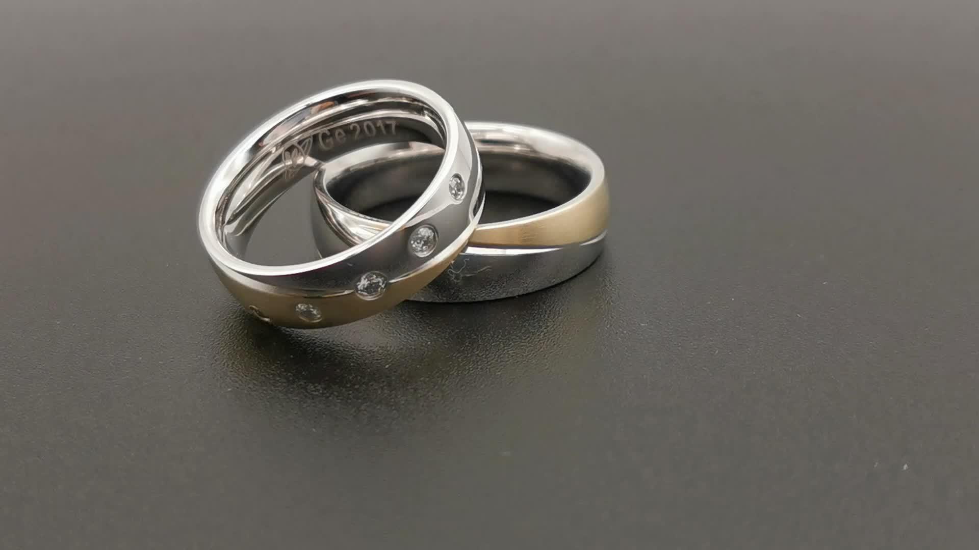 OEM/ODM weddings ring enamel mason carbon allah world of warcraft wedding ring