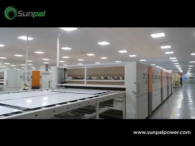 Sunpal Mono Solar Panel 300W 305W 315W 320W 290W 280W China Solar Panel Manufacturer