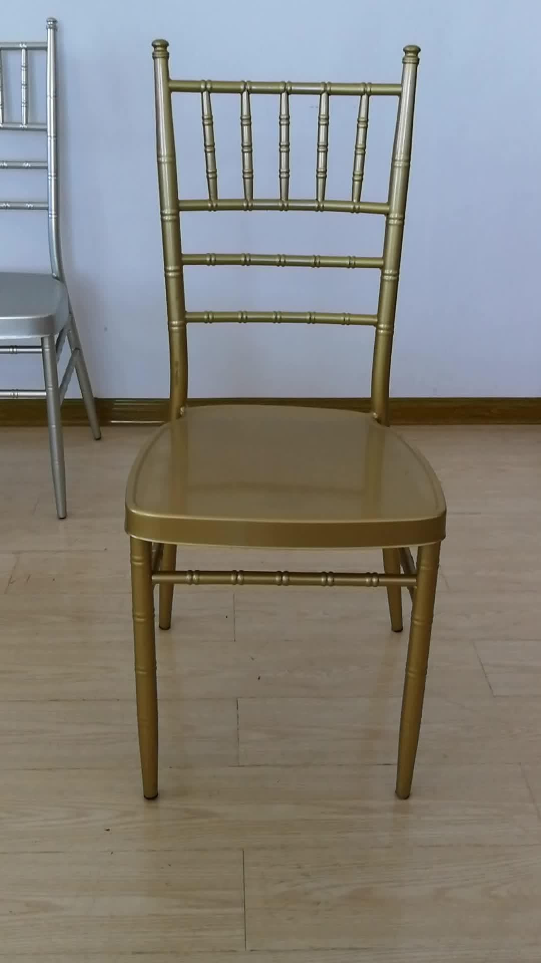 งานแต่งงานและงานเลี้ยง Vintage Chiavari เก้าอี้