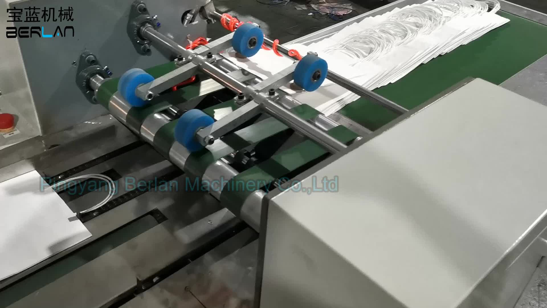 SBY-A-500 Automatic Flexo Printing Machine For Paper Bag