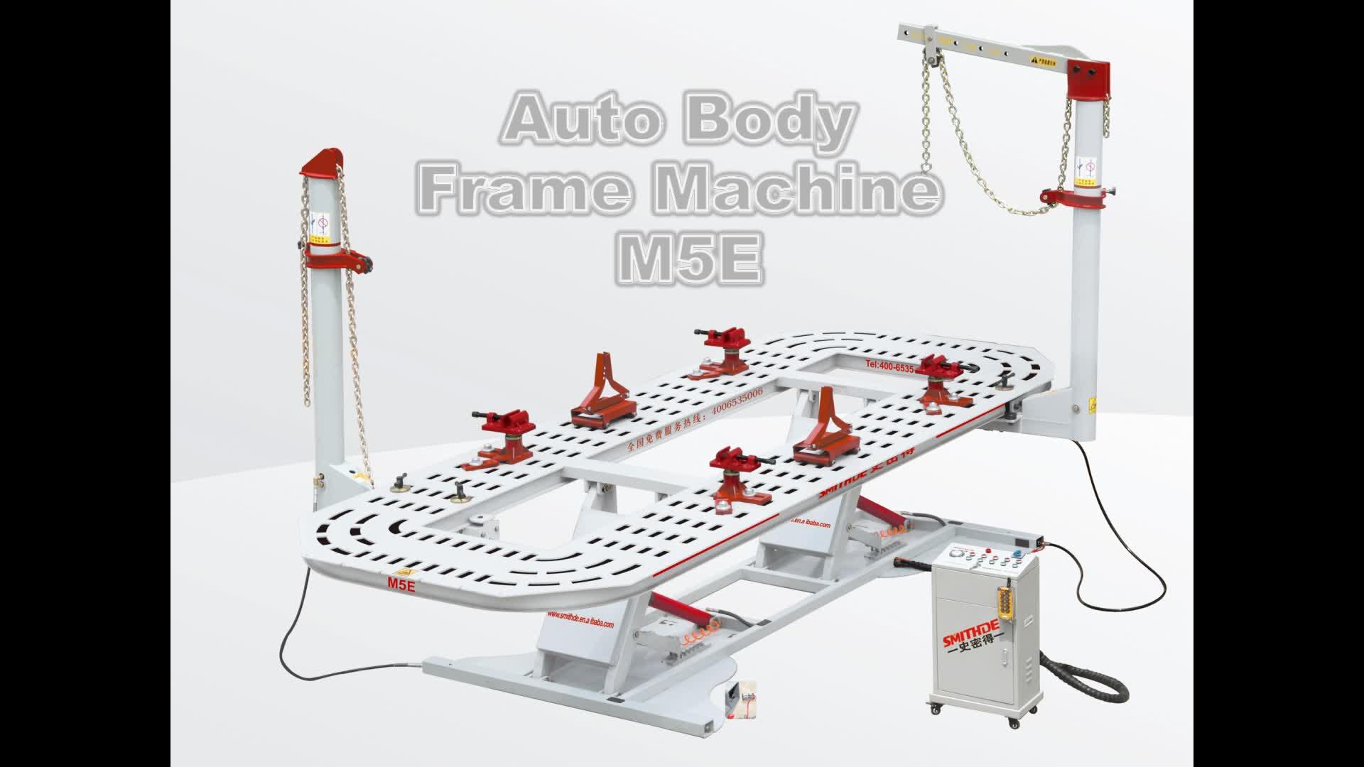बिजली के नियंत्रण/ऑटो शरीर संरेखण और सीधे बेंच -- M5E