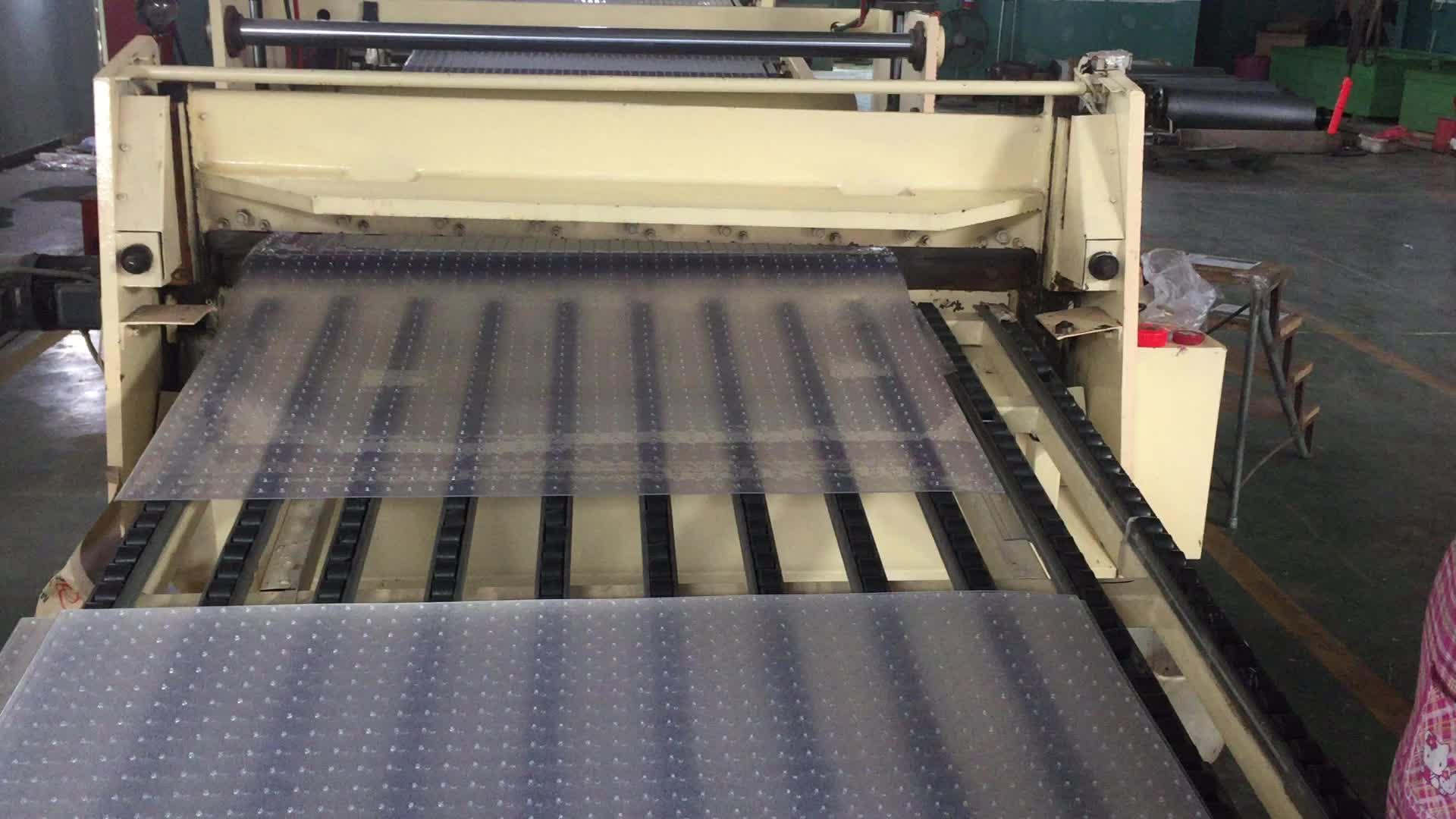 """Allife Amazon PVC silla de oficina alfombras de piso 36 """"* 48"""" para piso de madera y la alfombra"""