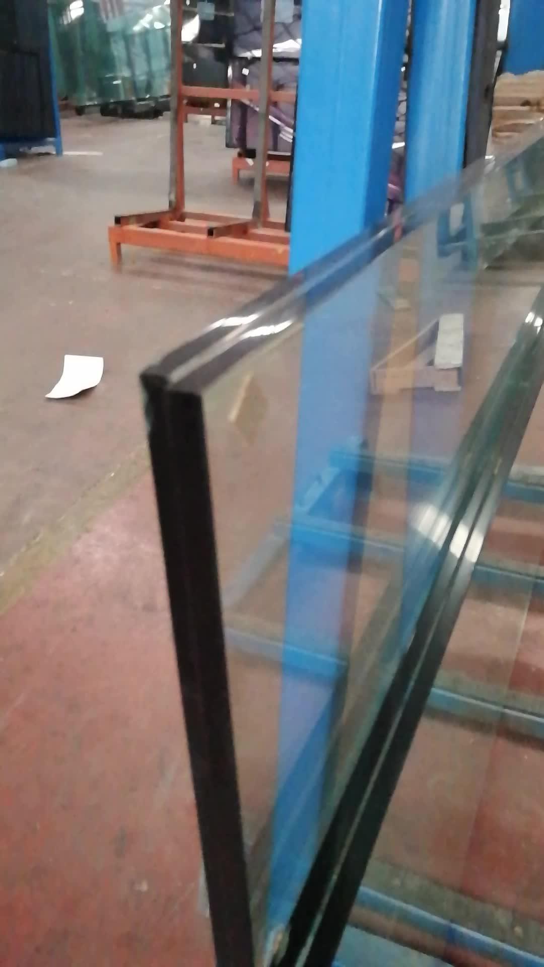 High Quality Tempered Toughened Glass Rubber Strip Shower Door To