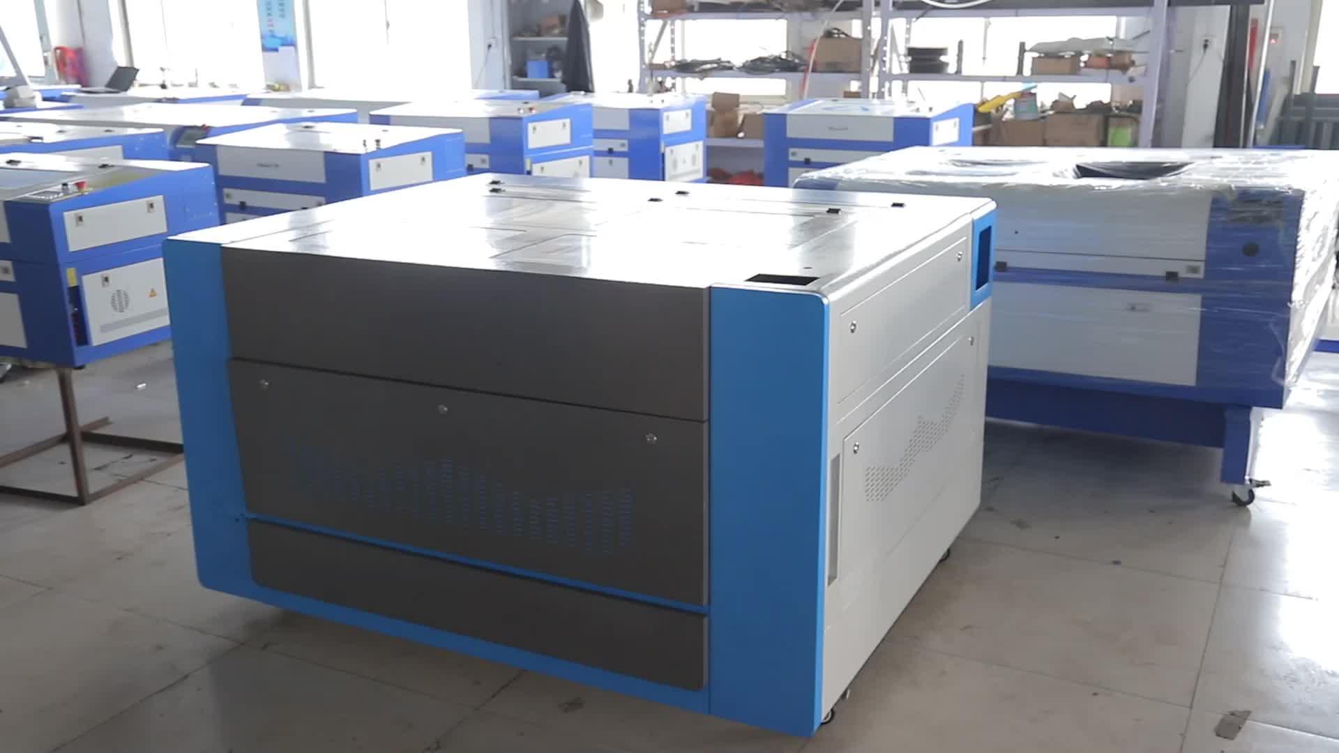 Лазерная гравировальная машина co2 для резки МДФ плексигласа пластиковой Кожи резины с лучшей ценой