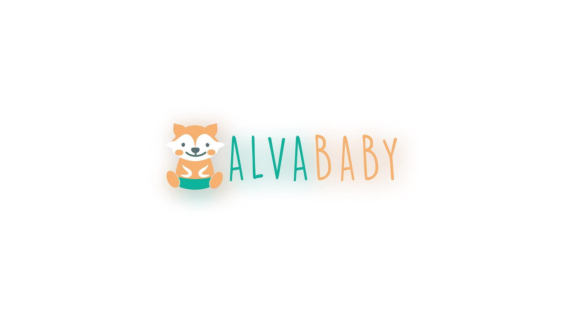 ALVABABY डिजिटल तैनात बच्चे कपड़ा डायपर पुन: प्रयोज्य मुद्रित कपड़ा डायपर लंगोट इच्छित मुद्रण स्वीकार्य