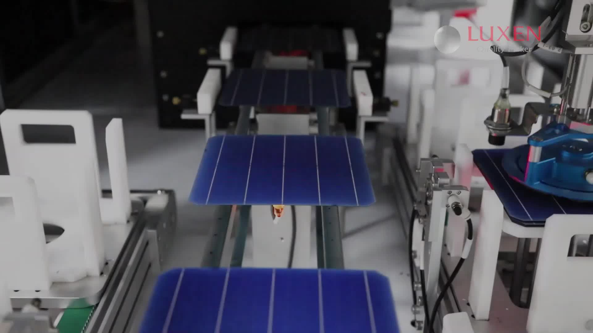 High Efficiency Module Price Silicon Cells Luxen PV Solar Panel 370W