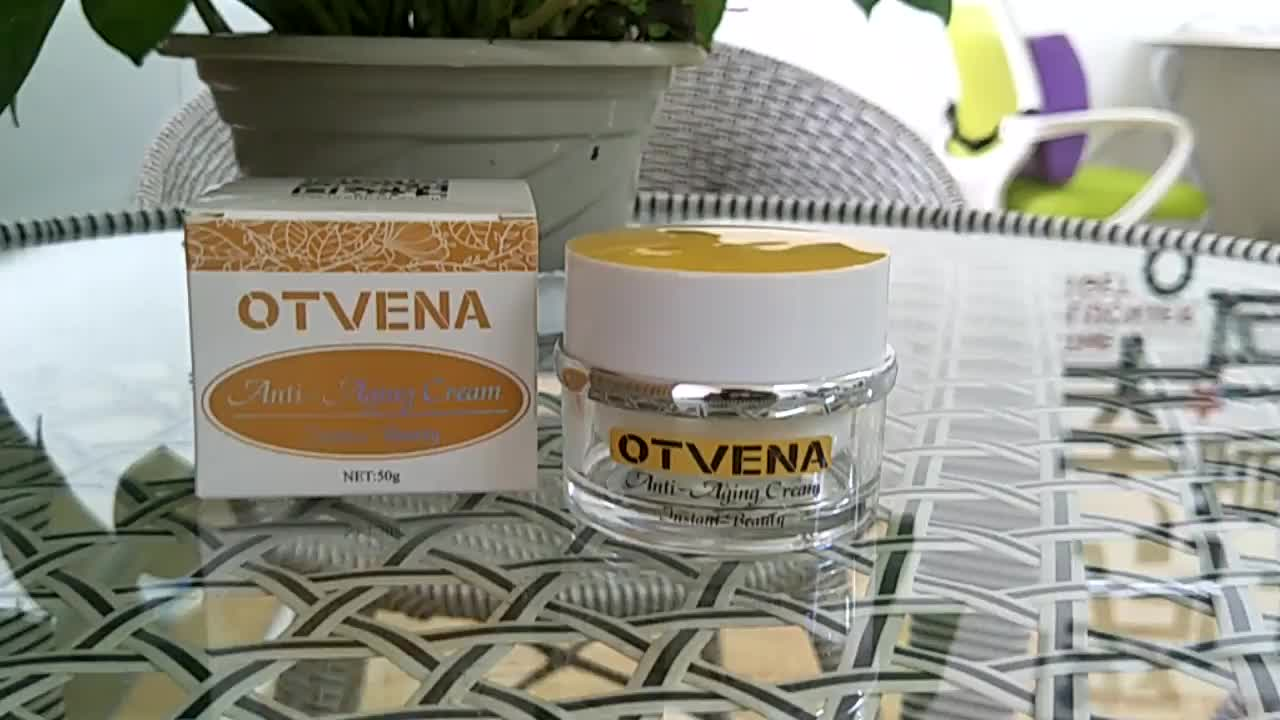 japanese skin care products private label names of cosmetic companies OTVENA anti aging cream