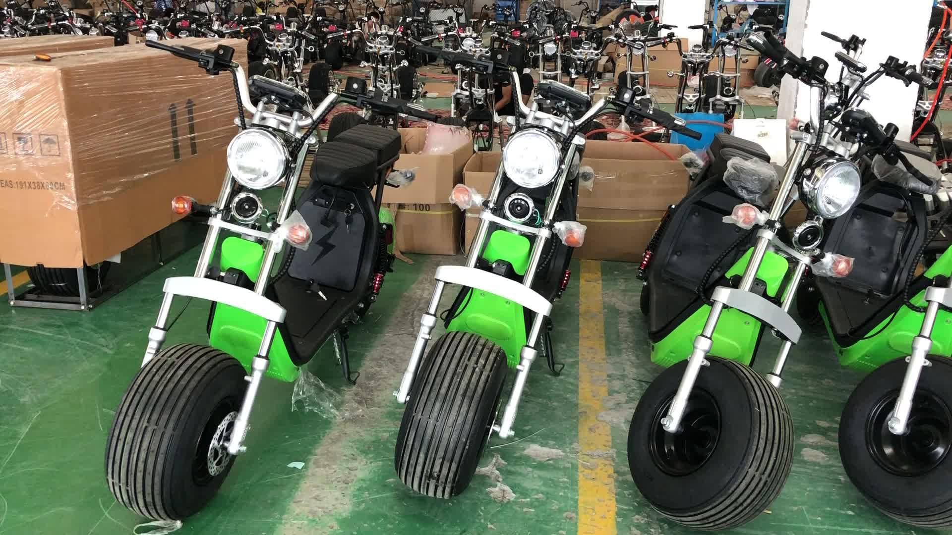 Eec coc toda fat tire citycoco e скутер электрический скутер Австралия