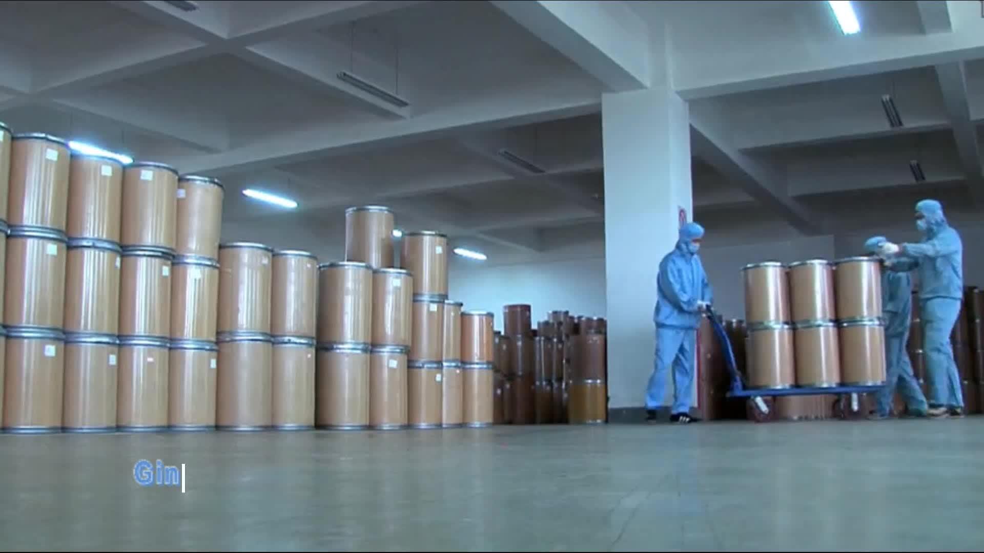 Manufacture Organic Aronia freeze dried powder