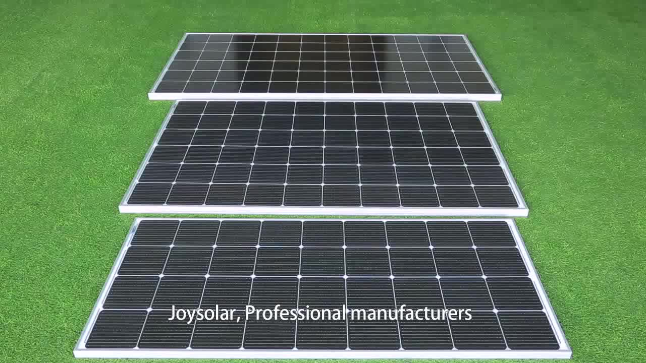 Qingdao factory wholesale 72 cells 370W 360W 350watt 340 watt 330W 320W 310W solar panels price  for solar power system
