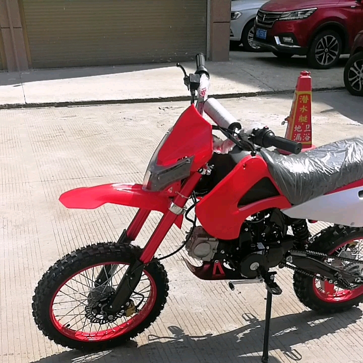 Manufactory direct Pitbike 110cc 125cc 140cc Dirt Pit Bike Off Road Racing Motorcycle