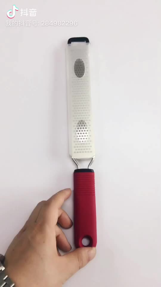 Professional Micro Grater Zester Cheese Grater and Lemon Zester for Spices Citrus Chocolate