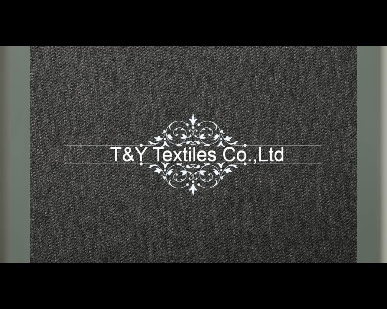 Pas cher personnalisé extensible épais imprimé poly tricot tissu pour chine