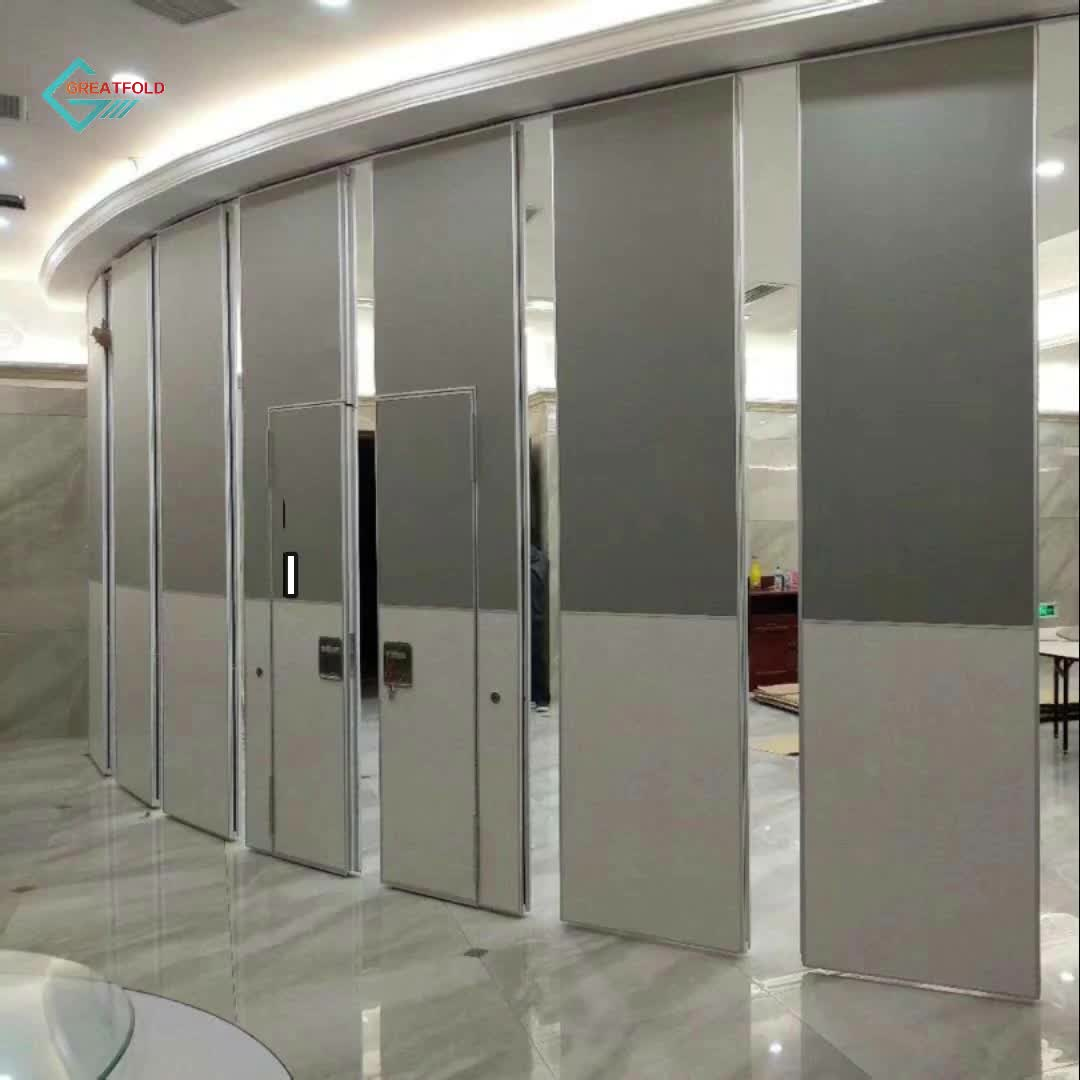 Modern Art Gallery Flexible Movable Partition Wall Divider