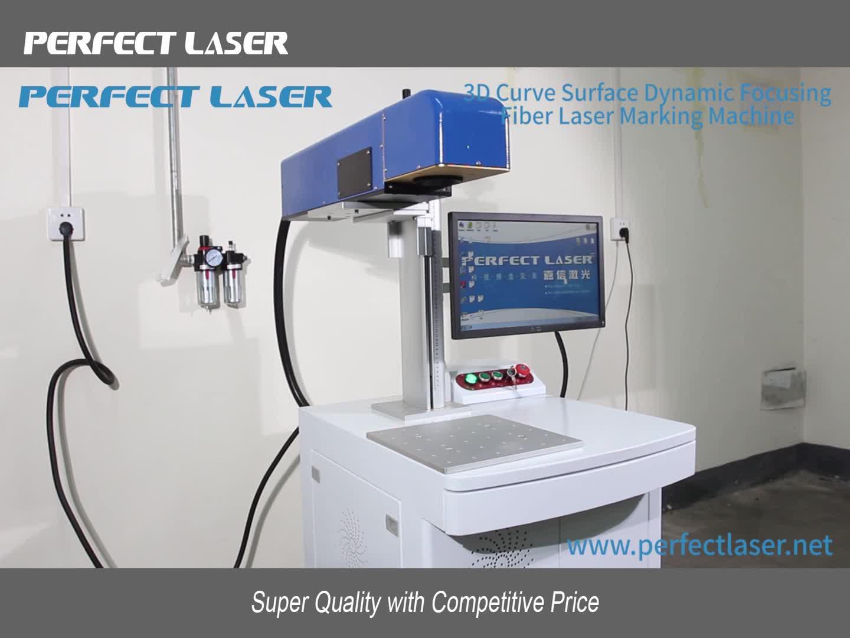 China 3d dynamische fokus metall drucker laser kennzeichnung maschine