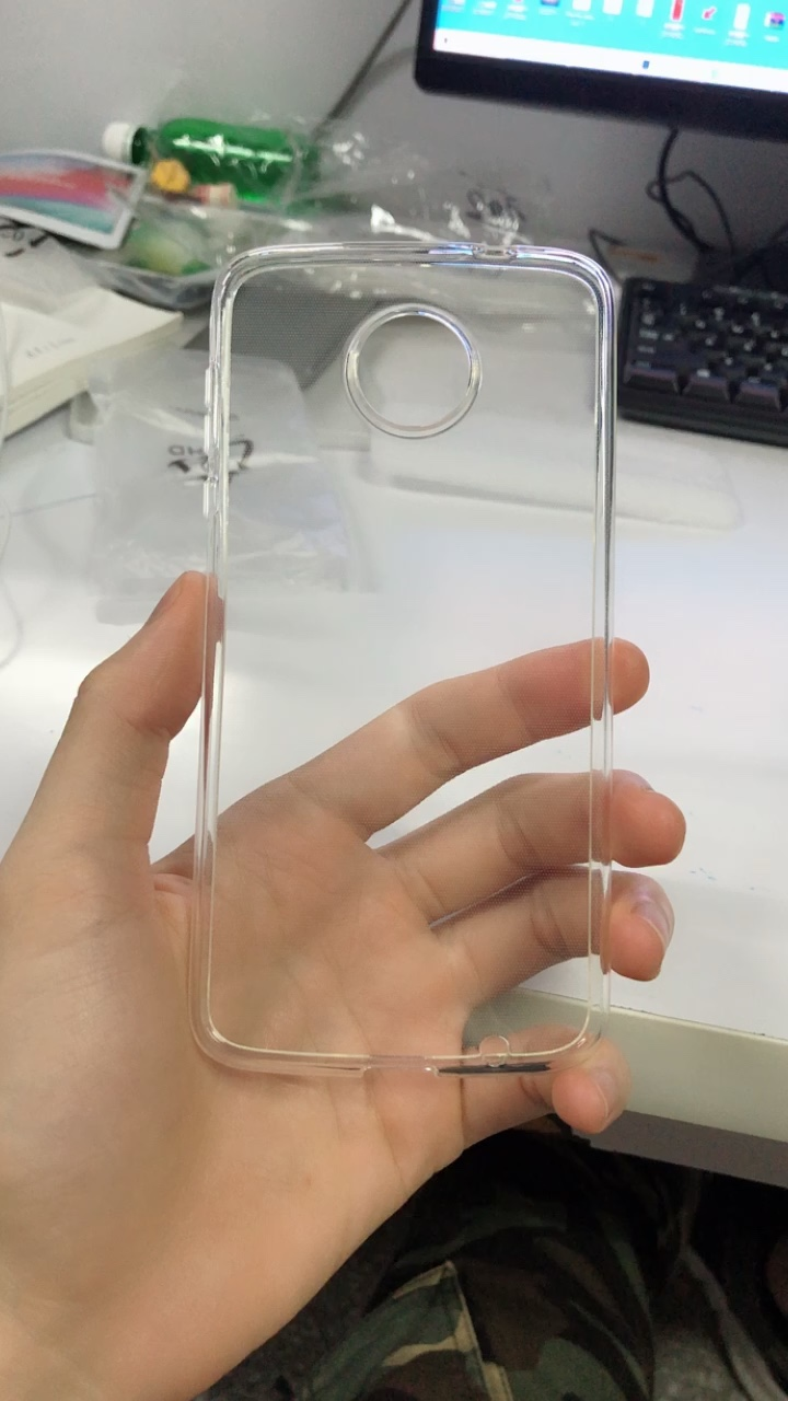back case cover for Vivo Nex 3 transparent case for v17 pro vivo tpu case for y11 anti-shock with air cushion