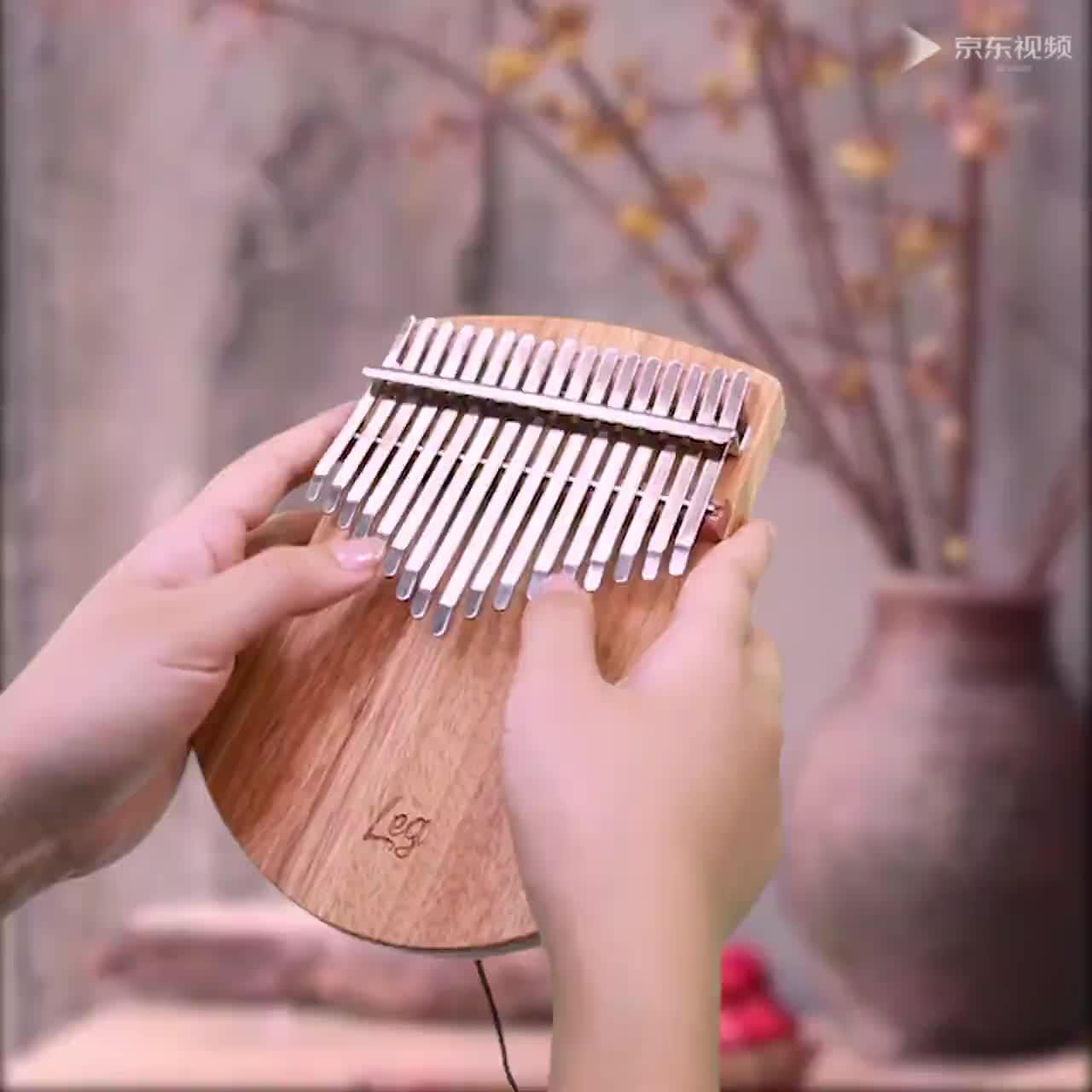 17 Note Key kalimba diy Vervanging Kit tool Mbira Duim Piano voor kinderen