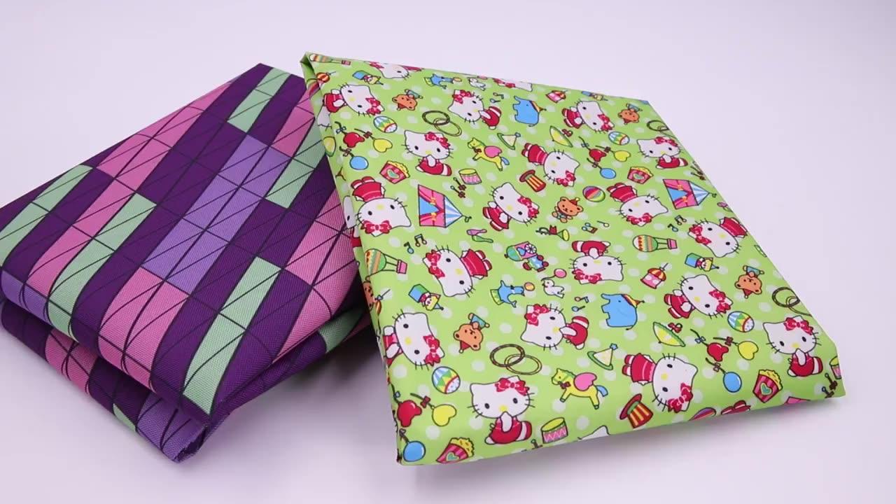 Hangzhou textil stoff fabrik produziert 100% polyester oxford importiert stoff für industrielle abdeckung