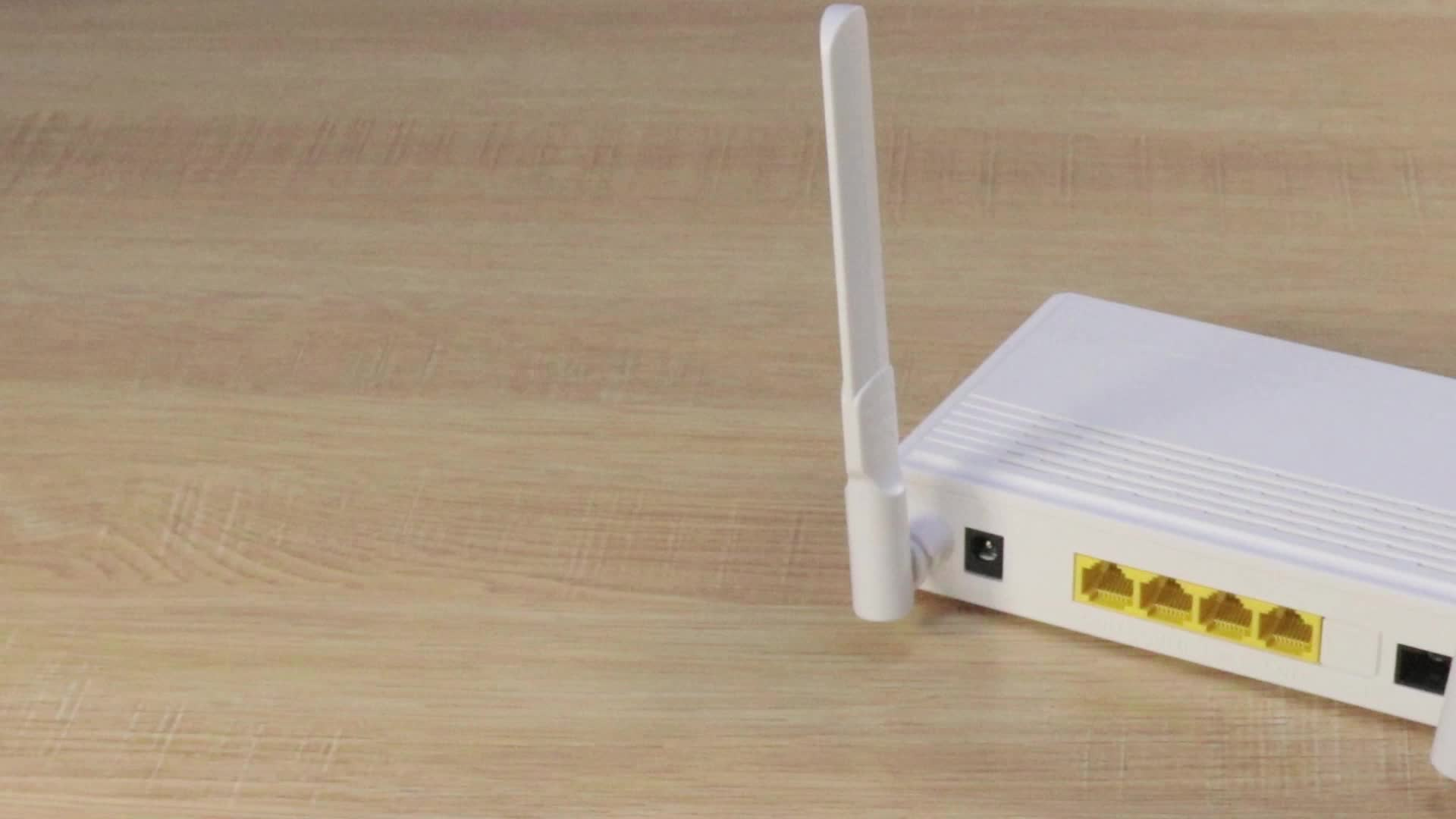 GEPON EPON 1GE 3FE Wireless wifi onu Compliant with IEEE802.11b/g/n