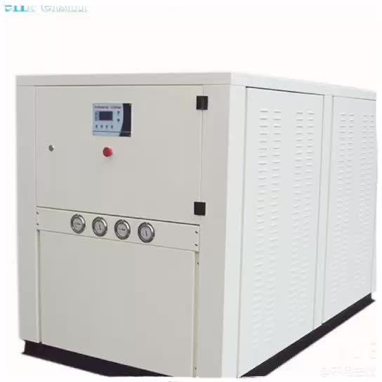 5 TON 6 HP industrial water cooling chiller of box type