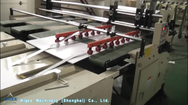 USD1000 Coupon voor papier pizzadoos machine golfkarton doos making machine lijn automatische golfkartonnen doos machine
