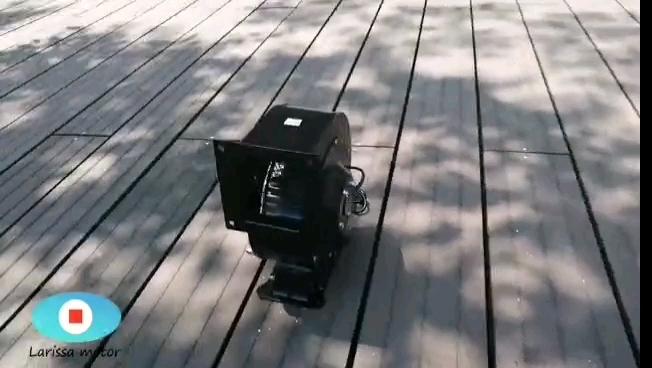 XYDF 시리즈 외부 로터 에너지 절약 원심 팬