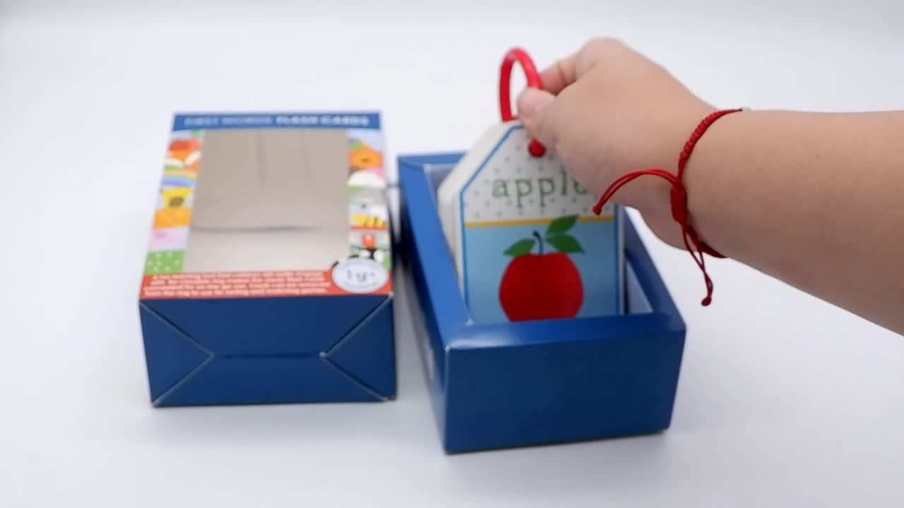 Educatief Speelgoed Spelen Kids Wedstrijd Kaarten