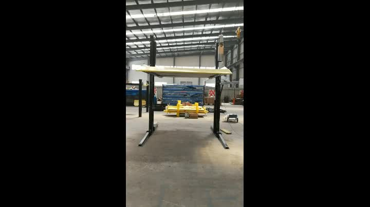 used car elevator occasion 220v 380v carousel two post car parking  lift system