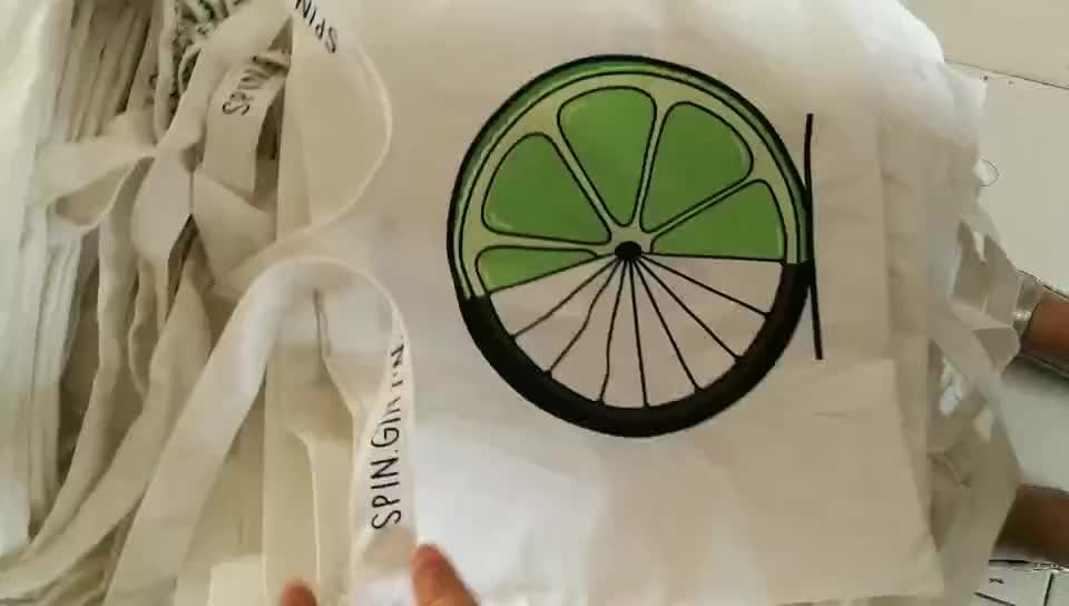 Promotion Blank Cycling Feed Musette Bag